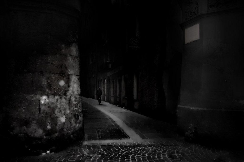 Tajemnica i Melancholia ulicy
